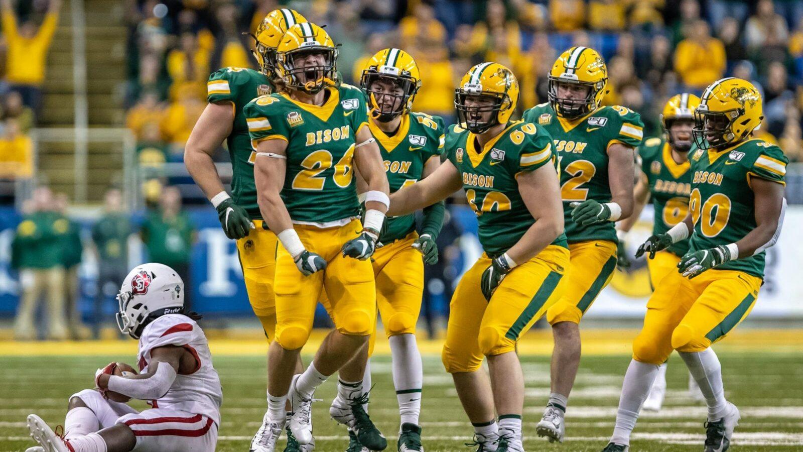 Ndsu Academic Calendar 2022.Reexamining The North Dakota State To Fbs Argument Sports Enthusiasts